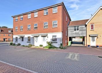 Thumbnail 4 bed town house for sale in Cuthbert Close, Thetford, Norfolk