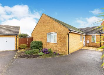 Thumbnail 3 bed detached bungalow for sale in Docwra Road, Papworth Everard, Cambridge