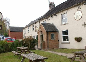 Thumbnail Pub/bar for sale in Ashbourne Road, Turnditch, Belper
