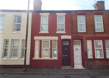 Thumbnail 2 bed terraced house for sale in Claude Road, Liverpool, Merseyside, England