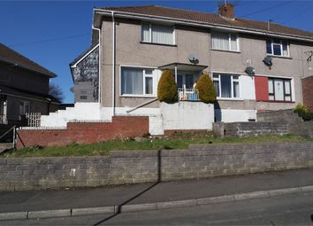 Thumbnail 2 bed flat for sale in Heol Tegfryn, Pyle, Bridgend, Mid Glamorgan