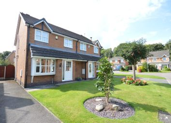 Thumbnail 3 bed semi-detached house for sale in The Cobbles, Halewood, Liverpool