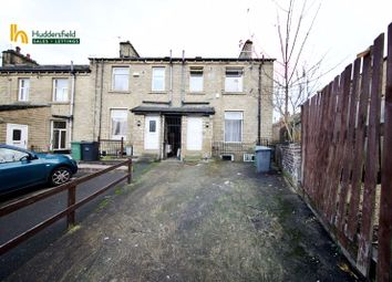 Thumbnail 2 bed terraced house for sale in Tanfield Road, Birkby, Huddersfield