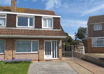 Thumbnail 3 bedroom semi-detached house to rent in Gilbert Avenue, Exeter