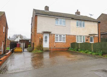 Thumbnail 3 bed semi-detached house for sale in North Side, New Tupton, Chesterfield