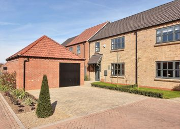 Thumbnail 3 bed terraced house for sale in Valley View, Retford
