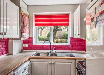 Thumbnail 2 bed flat for sale in Laburnum Close, London