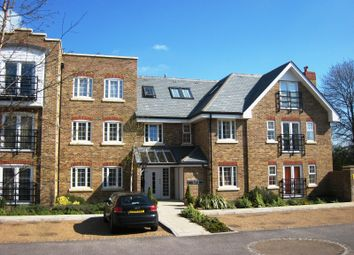 Thumbnail 2 bed flat to rent in Whittets Ait, Jessamy Road, Weybridge