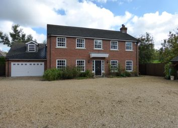 Thumbnail 6 bed detached house to rent in Woodland Gardens, Guyhirn, Wisbech