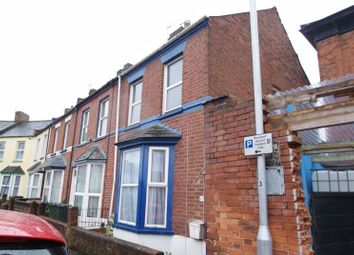 Thumbnail 2 bed end terrace house to rent in Oakfield Road, St. Thomas, Exeter