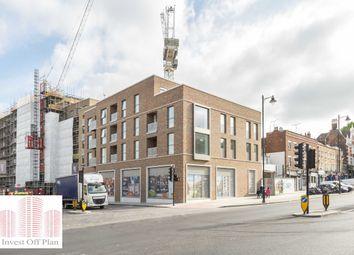 Thumbnail 1 bedroom flat for sale in Smithfield Square, Hornsey High Street, Hornsey, London
