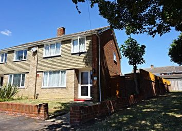 Thumbnail 3 bed end terrace house for sale in Sandwich Road, St. Neots