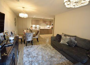 Thumbnail 2 bedroom flat for sale in Ellerton Road, Tolworth, Surbiton