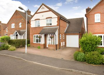 Thumbnail 4 bed detached house for sale in Church Farm Close, Bierton, Aylesbury