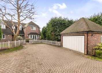Thumbnail 4 bedroom detached house for sale in Epsom, Surrey