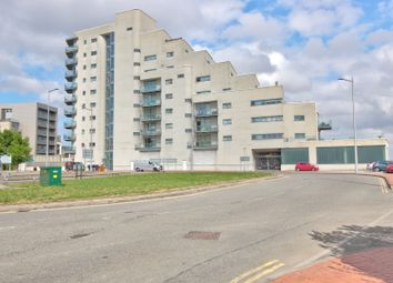Thumbnail 2 bedroom flat for sale in Ferry Road, Grangetown, Cardiff