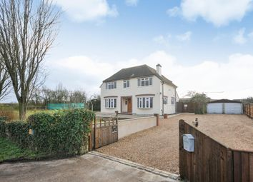 Thumbnail 5 bed detached house to rent in Trowes Lane, Swallowfield