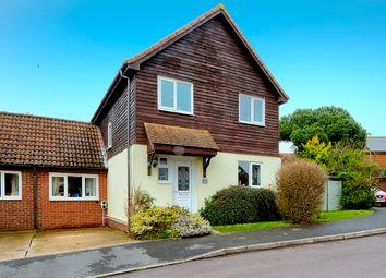 Thumbnail 3 bed detached house for sale in Edington Close, Bishops Waltham, Southampton