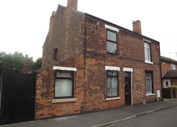 Thumbnail 2 bed semi-detached house for sale in Pearson Street, Netherfield, Nottingham, Nottinghamshire