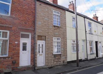 Thumbnail 2 bed terraced house to rent in Gedling Street, Mansfield
