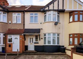 3 bed terraced house for sale in Belvedere Avenue, Ilford IG5