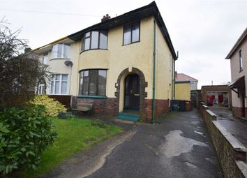 Thumbnail 3 bed semi-detached house for sale in Undergreens Road, Barrow In Furness, Cumbria
