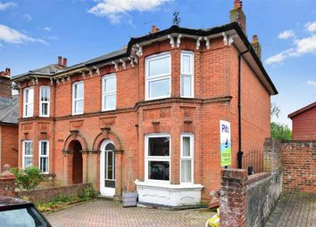 Thumbnail 4 bed semi-detached house for sale in Avondale Road, Newport, Isle Of Wight