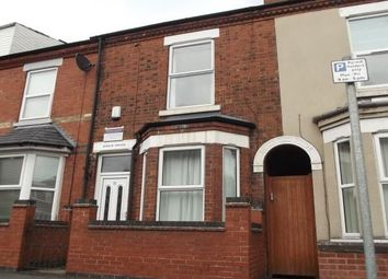 Thumbnail 4 bedroom terraced house to rent in Lace Street, Nottingham