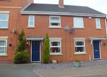 Thumbnail 3 bedroom mews house for sale in Birch Valley Road, Kidsgrove, Stoke-On-Trent