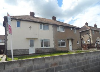 Thumbnail 3 bed semi-detached house for sale in Hillcrest, Havercroft, Wakefield