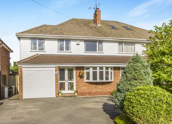 4 bed semi-detached house for sale in Malvern Road, Balsall Common, Coventry CV7