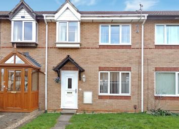 Thumbnail 3 bed terraced house for sale in Hadley Court, Warmley, Bristol
