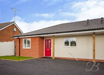 Thumbnail 2 bed bungalow for sale in Keyworth Close, Mansfield