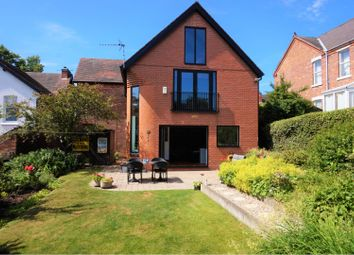 Thumbnail 4 bed detached house for sale in Robinson Road, Mapperley