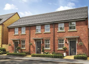 "Thumbnail 2 bed terraced house for sale in ""Wilford"" at Lindhurst Lane, Mansfield"
