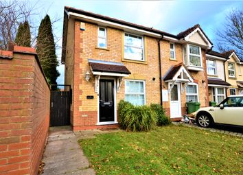 Thumbnail 2 bed end terrace house for sale in Glenlea Grove, Up Hatherley, Cheltenham, Gloucestershire
