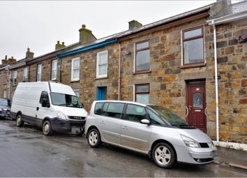 Thumbnail 3 bed terraced house for sale in Edward Street, Camborne