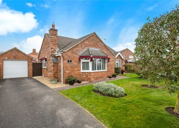 Thumbnail 3 bed detached bungalow for sale in The Paddocks, Great Hale, Sleaford, Lincolnshire