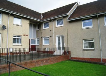 Thumbnail 3 bed flat for sale in Airlie Road, Baillieston, Glasgow