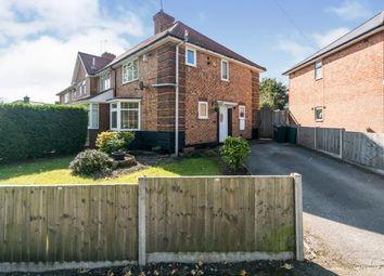 Thumbnail 3 bed semi-detached house for sale in Leysdown Road, Birmingham, West Midlands