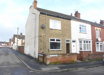 Thumbnail 3 bed end terrace house for sale in Fox Street, Scunthorpe