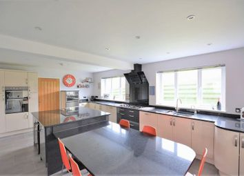 Thumbnail 6 bed detached house for sale in Abbey Court, High Harrington, Workington