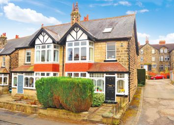 Thumbnail 4 bed semi-detached house for sale in Wordsworth Crescent, Harrogate