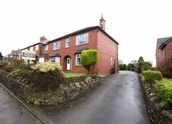 Thumbnail 4 bed detached house for sale in Park Lane, Knypersley, Biddulph