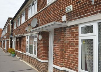 Thumbnail 3 bedroom flat to rent in Queensbury Station Parade, Edgware
