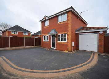 Thumbnail 3 bed property for sale in Blandford Close, Longton, Stoke-On-Trent