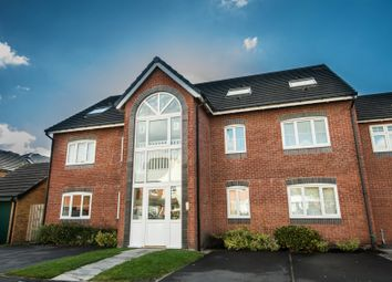 Thumbnail 2 bed flat for sale in Parkside Ave, Skelmersdale