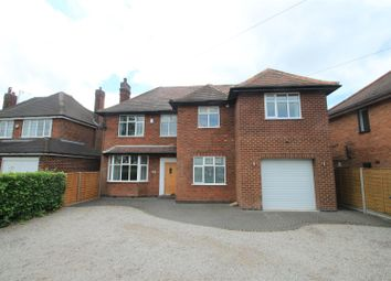 Thumbnail 5 bedroom detached house for sale in Ashby Road, Hinckley