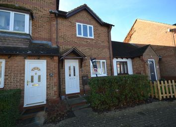 Thumbnail 2 bed terraced house to rent in Twitchen Lane, Furzton, Milton Keynes