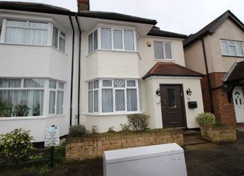 Thumbnail 4 bed semi-detached house for sale in Gainsborough Gardens, Golders Green